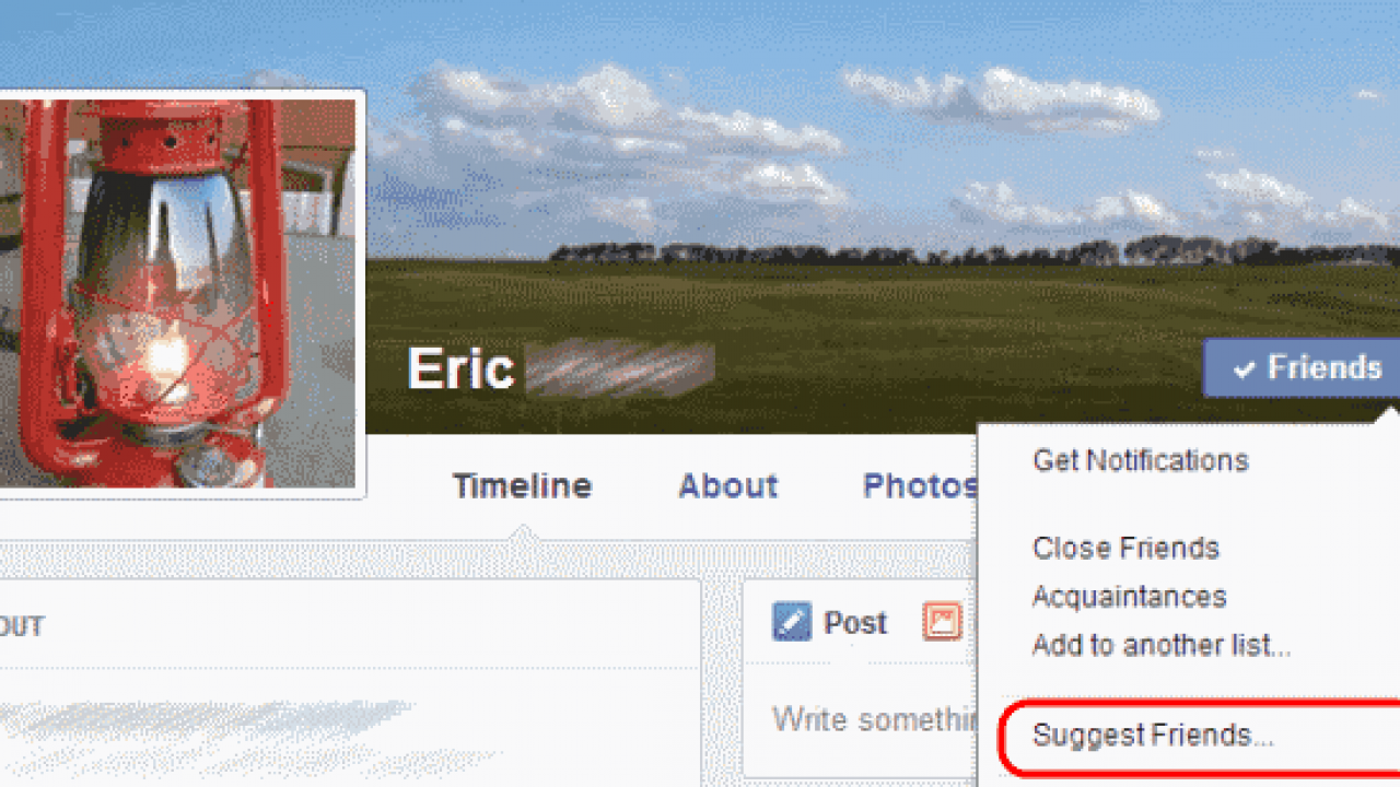 How to find close friends on facebook app