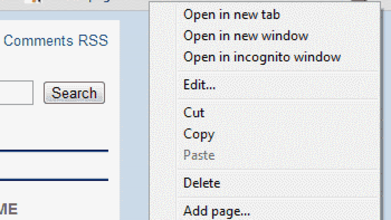 Google Chrome: Bookmark Bar Disappears - Fix - Technipages