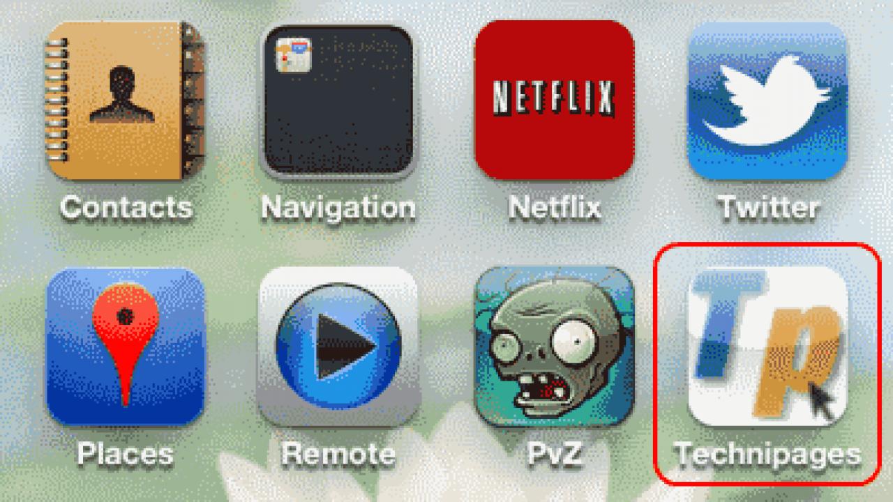 iPhone & iPad: Set Safari Home Page - Technipages