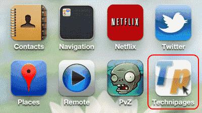 iPhone & iPad: Set Safari Home Page