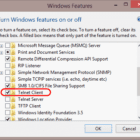 How to Install Telnet in Windows 10