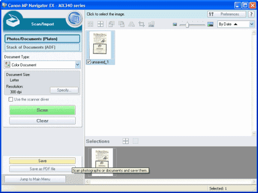 Download Mp Navigator Ex For Windows 7