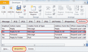 """Outlook 2016 & 2013: Disable """"Reply to All"""" For Email Recipients"""