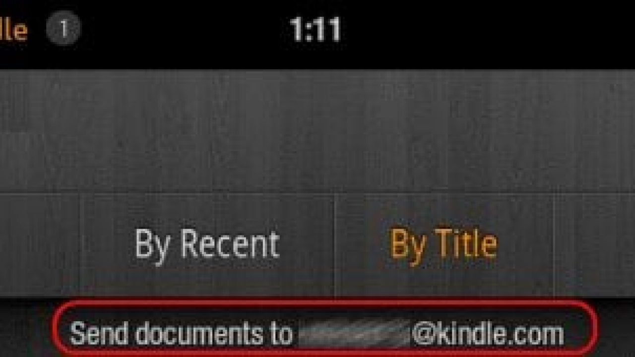 Kindle Fire: How to Transfer and Read PDF Files - Technipages