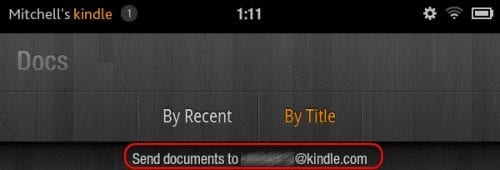 Kindle Fire: How to Transfer and Read PDF Files