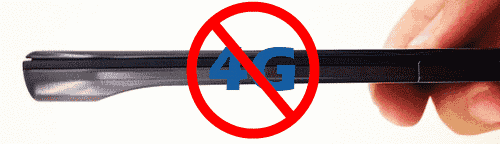 Disable 4G On Droid RAZR