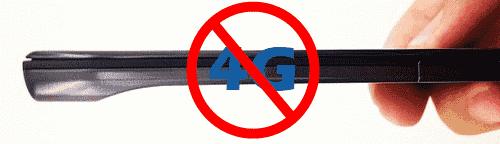 Disable 4G On Droid RAZR