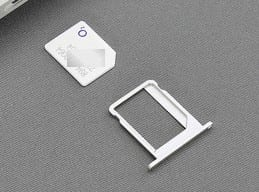 iPad SIM card tray