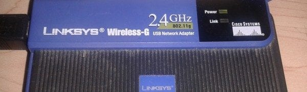 LINKSYS WIRELESS G WUSB54G ADAPTER DRIVERS UPDATE