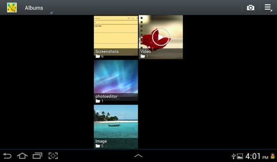 How to take a screenshot on the Samsung Galaxy Tab 2 tablet