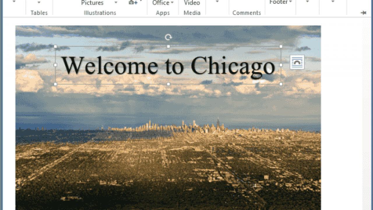 Word 2016 How To Set Background Technipages