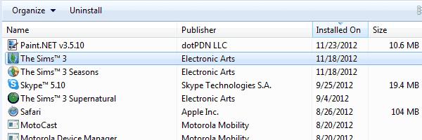 Remove Windows Apps