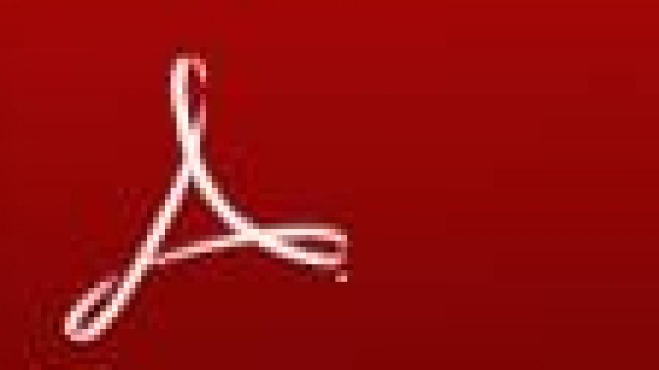 Adobe Reader DC: Hide/Disable Right Menu Pane
