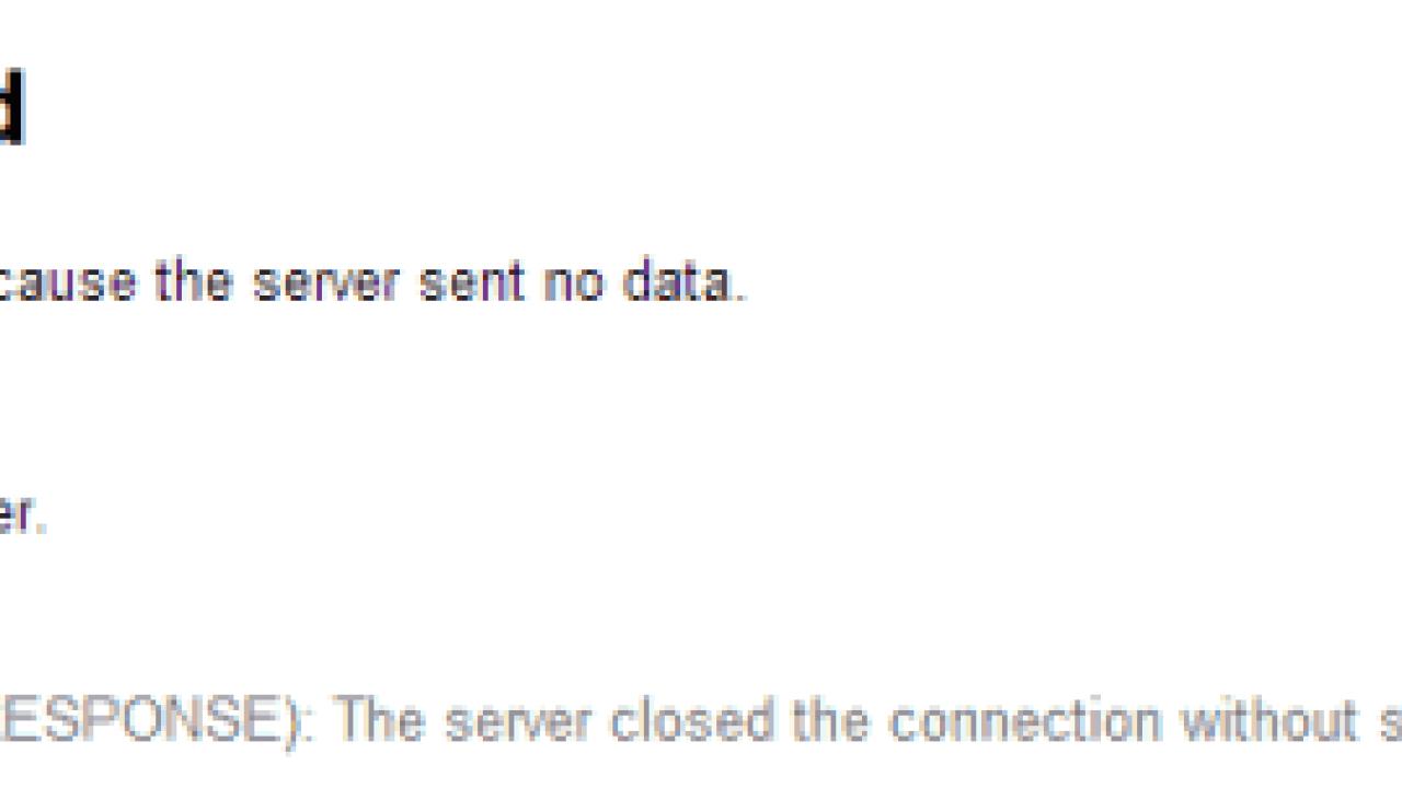 Google Chrome: Fix