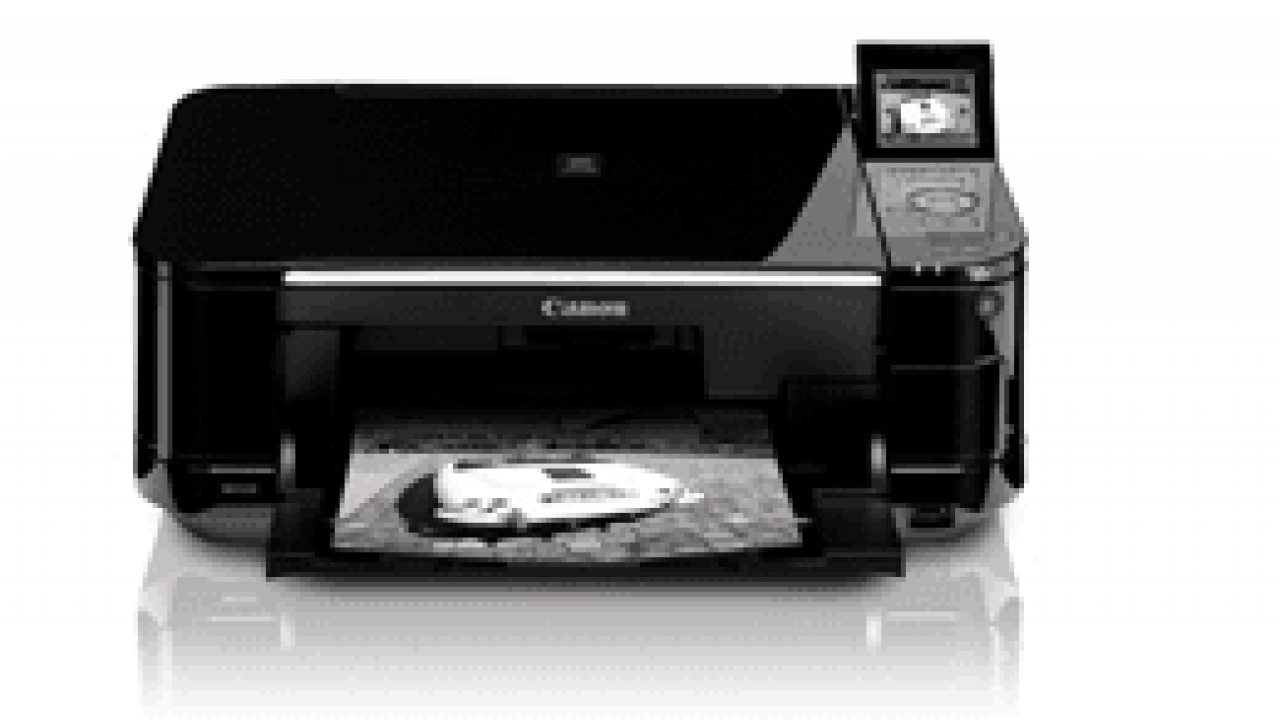 Canon Pixma MG5220: Scan Without Ink - Technipages