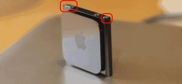6th Gen iPod Nano Reset