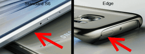 Galaxy S6 & S6 Edge: Insert or Remove SIM Card - Technipages