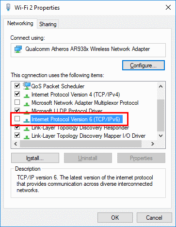 itunes home sharing not working windows 10