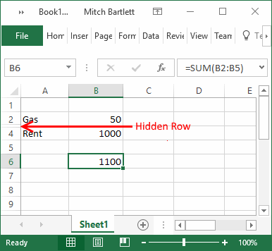 excel calculations are wrong
