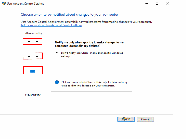 win 10 cant open settings app