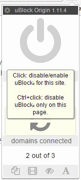 uBlock Origin -- A Better Adblock Plus Alternative - Technipages