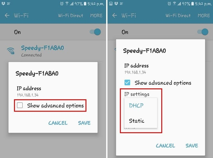 Android: How to Fix Wi-Fi Authentication Error - Technipages