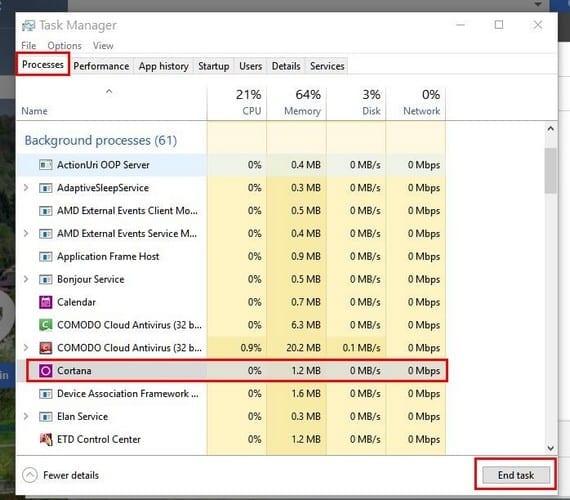 how to get the reboot menu windows 10