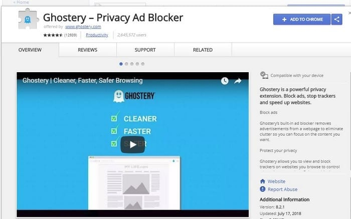 how to turn off ad blocker google chrome