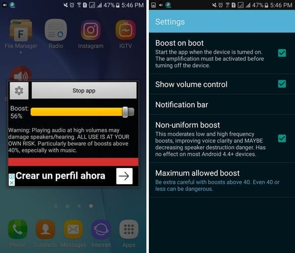 Android: Increase Sound Volume with These Apps