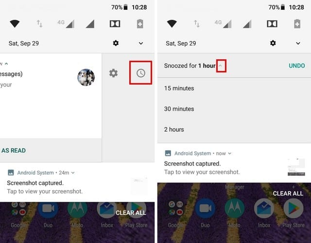 Android: Managing Notifications