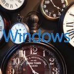 How to Add Different Time Zone Clocks in Windows 10