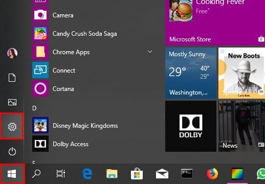 Windows 10: Add Different Time Zone Clocks