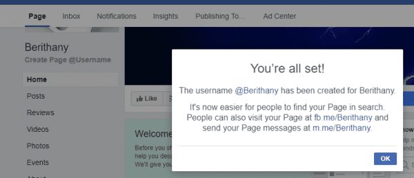 How to Create a Business Page on Facebook - Technipages