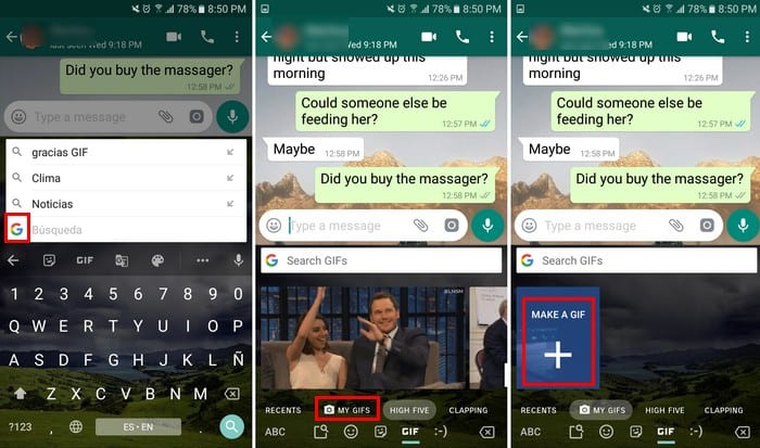 Android: Make Animated GIFs