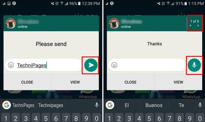 how to aanswer whatsapp call on lock screen