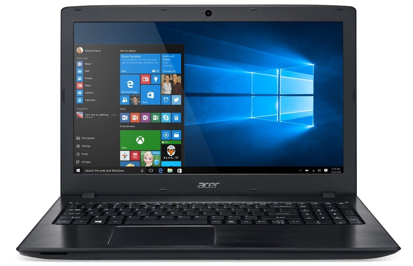 What's New with the Acer Aspire E15?