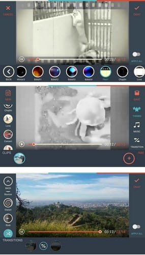 Android: 4 Awesome Video Editing Apps