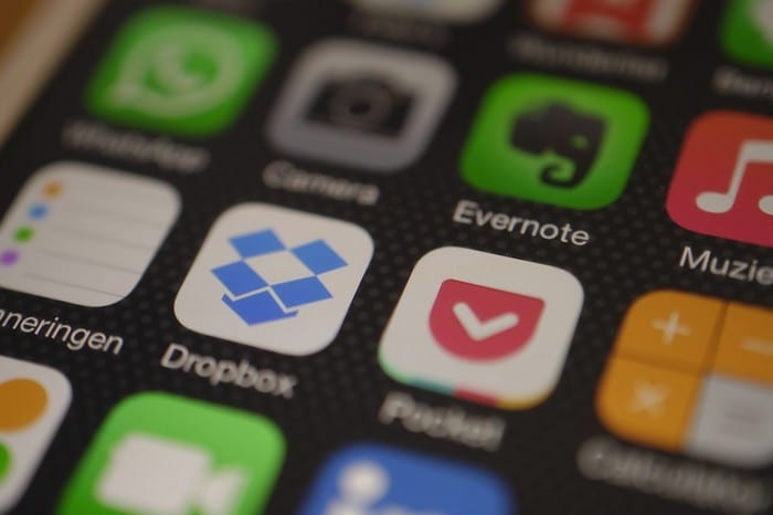 iPad: Download Files From Dropbox