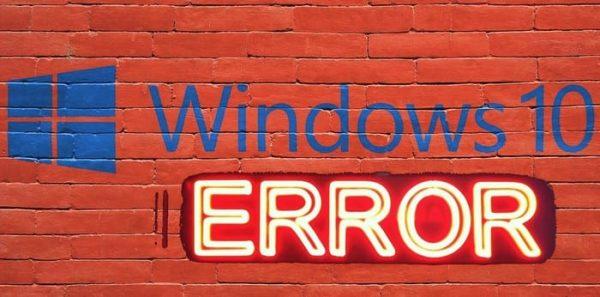 How to Fix Error 0x8000FFFF in Windows 10