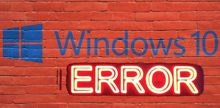 How to Fix Error 0x8000FFFF in Windows 10