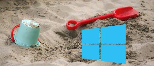 How to Use Windows Sandbox