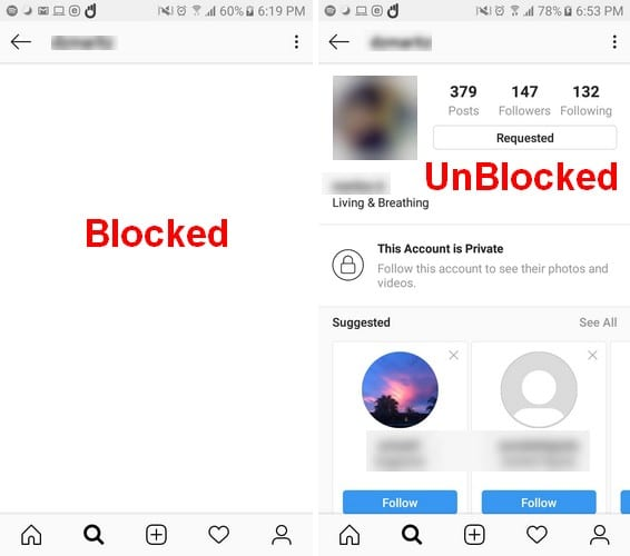 Am I Blocked on on WhatsApp, Instagram, or Facebook?