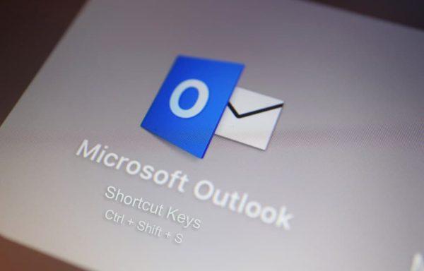 Important Shortcut Keys In Microsoft Outlook