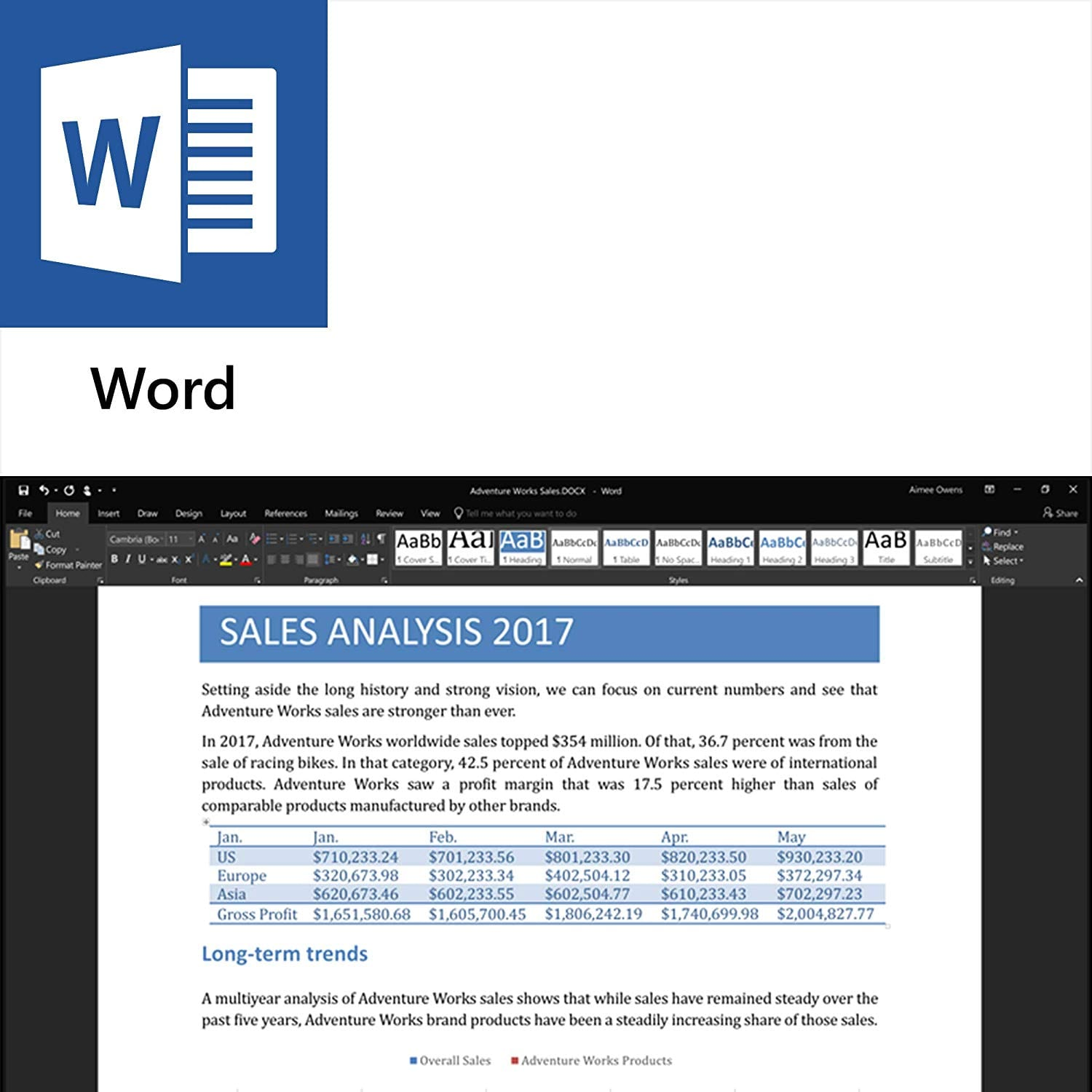 Microsoft Office Home and Student 2019 English Version
