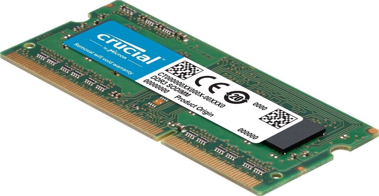 Crucial 16GB Kit (8GBx2) SODIMM 204-Pin Memory for Mac Review