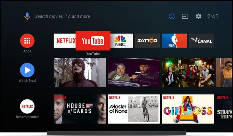 Android TV Platform