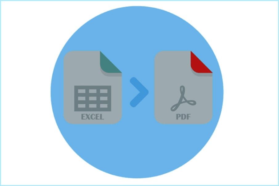 Convert Excel Documents to PDF Format