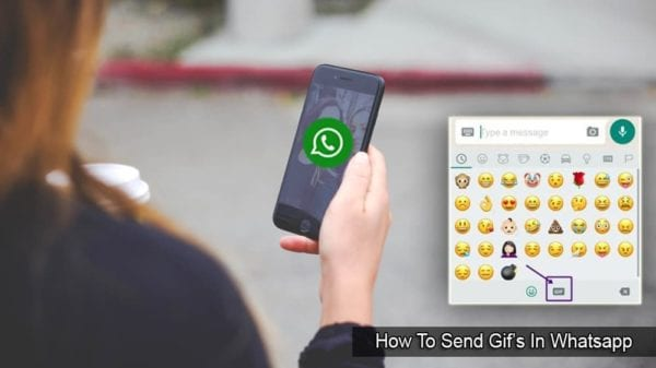 How to Send Animated GIF's in WhatsApp