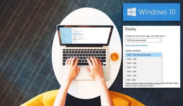 How to Set Custom Screen Resolutions in Windows 10