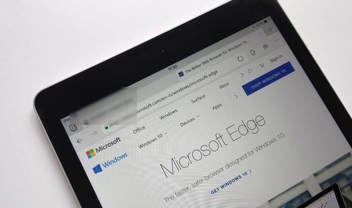 How to Remove Start Pages from Microsoft Edge